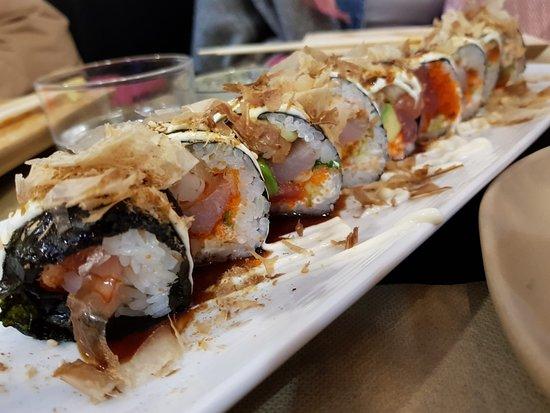 Sushi Chirashizushi