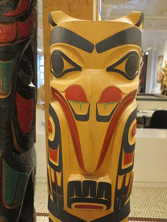 Vancouver, Canada: First Nation art