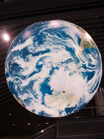 Vancouver, Canada: Earth at the Convention Centre