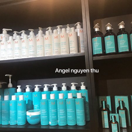 This business supper good job.in thao dien -an phu-distrist 2- Well.nice area there are many international buyersWe always supply the world's leading hair care products: MACADAMIA- Moroccan-L'ANZA-CATWALK-Nowell-nashi-TIGI-DELCOLORE-ANGEL-SP-NIOXIN-kenvin