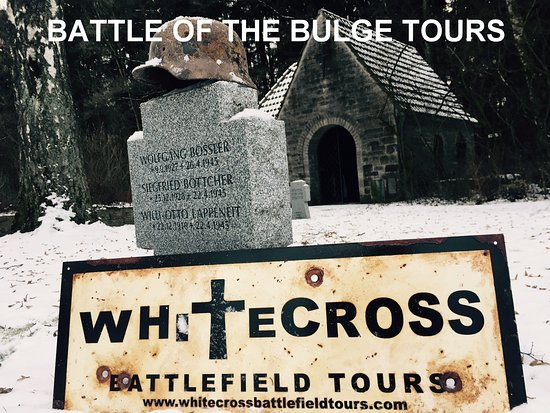 "Las Ardenas, Bélgica: My Guided ""BATTLE OF THE BULGE TOUR"" in the Belgian Ardennes"
