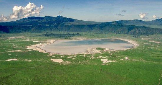 ngorongoro crater one of the UNESCO historical site