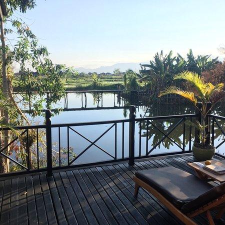 Gorgeous Resort on Floating Island