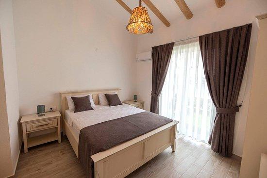Z Exclusive Hotel and Villas: villa konsept