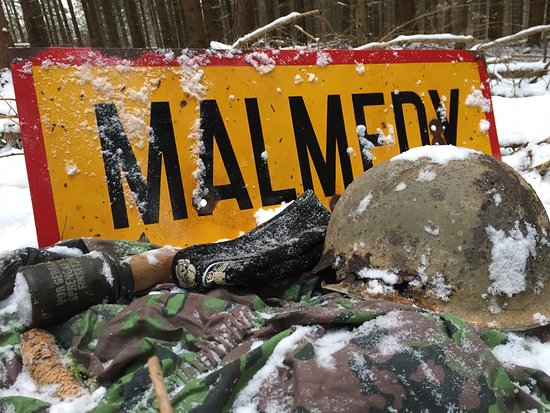 "The infamous and tragic so-called ""Malmedy Massacre"" at Baugnez, during the ""Battle of The Bulge"" - Dec 17th 1944"
