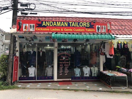 Bangtao beach tailor Andaman