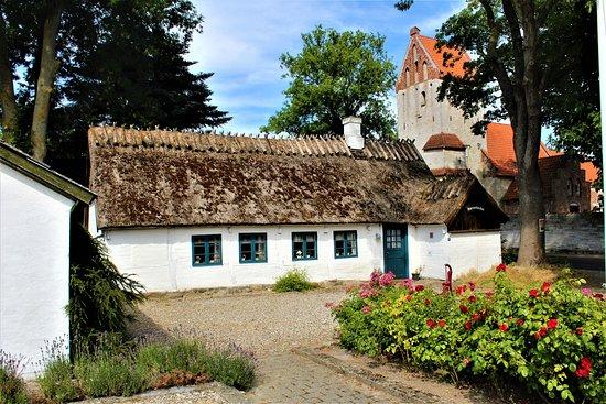 Hårlev, Danmark: Idyllisk besøg