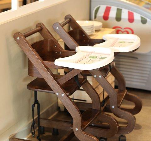 Chaises pour bébés