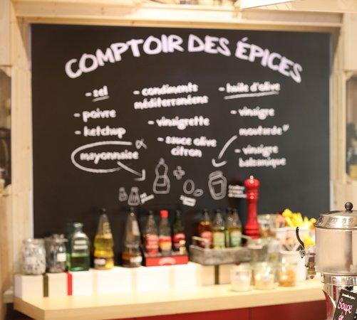 Le comptoir des épices