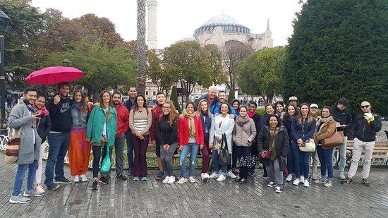 Viaurbis, Free Tour in Istanbul: Free walking tour in Istanbul