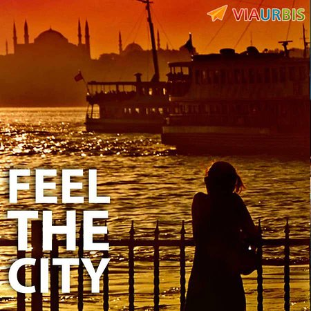 Viaurbis, Free Tour in Istanbul: Feel the city!