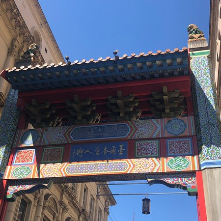 Place for Chinese foods