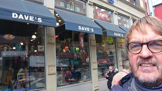 Dave's New york