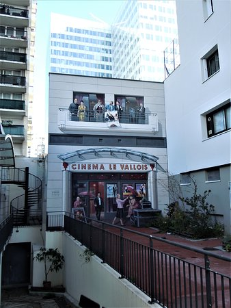 Fresque Cinema