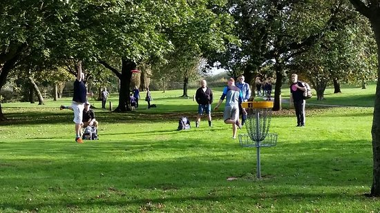 ‪Disc Golf UK‬
