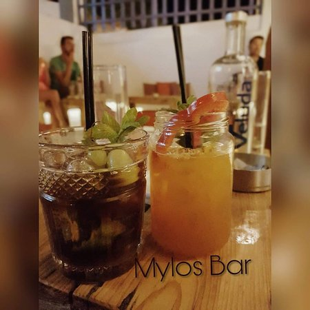 Astipalea, Greece: Astypalaia Mylos bar