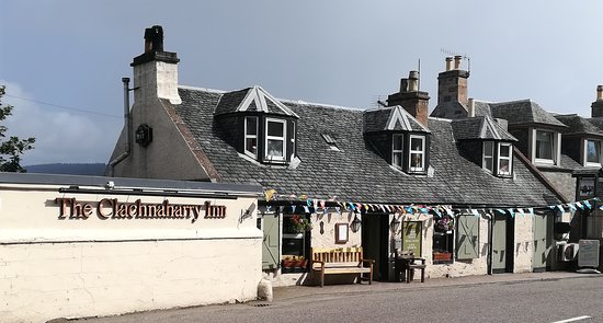 The Clachnaharry Inn