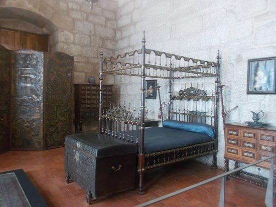 Palazzo dei Duchi di Braganza - Camera da letto