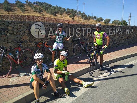 Ciclismo Faro-Fátima 3 dias