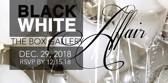 The Box Gallery: 7th Annual Black and White: