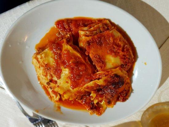 Geovanni Di Valentino: lasagna