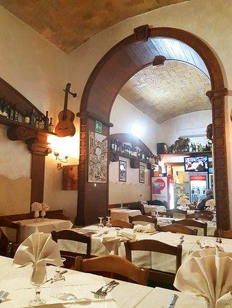Geovanni Di Valentino: restaurant Valentino