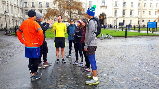 Running Tours Ireland