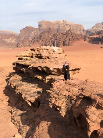 3 Day Tour from Amman: Jerash, Petra, Wadi Rum and Dead sea: Wadi Rum