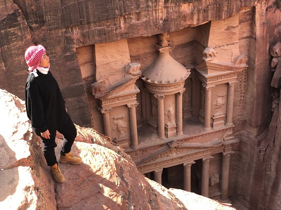 3 Day Tour from Amman: Jerash, Petra, Wadi Rum and Dead sea: worth to hike :)