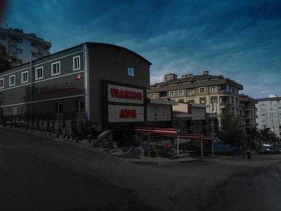Ortahisar, Turkey: TRABZON İLİ TANITIMI ŞEHİR MERKEZİ