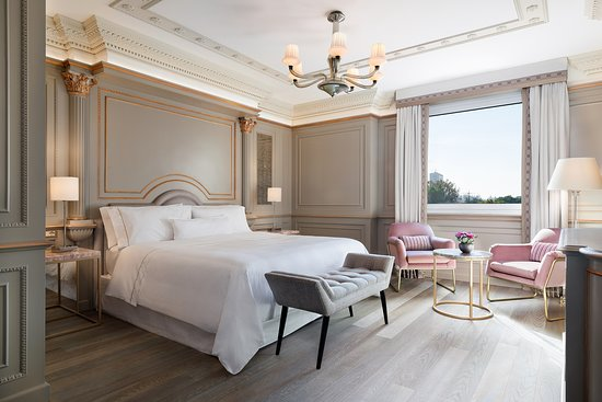 The Westin Palace, Milan: Grand Deluxe Imperial Room
