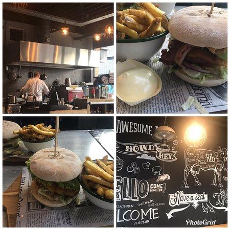 Chef Burger张图片