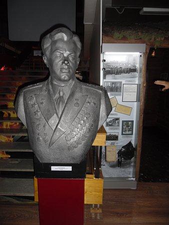 Grigoriy  Rechkalov bust