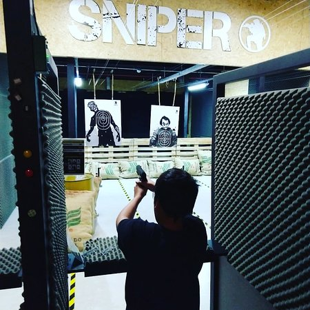 Sniper Canoas Airsoft