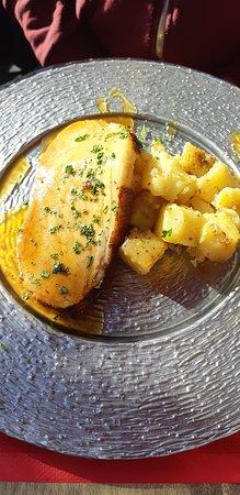 Jambon braisé au miel