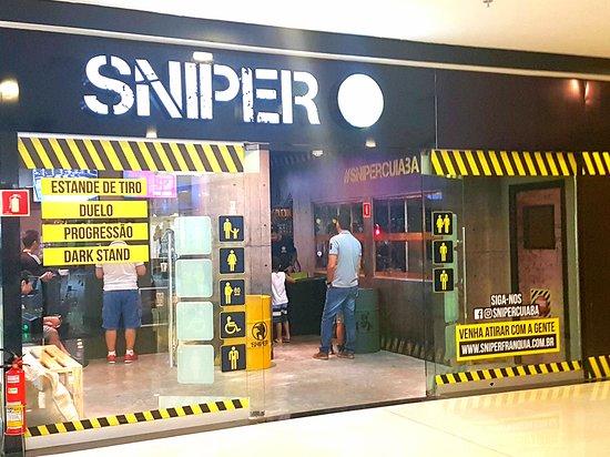 Sniper Cuiabá