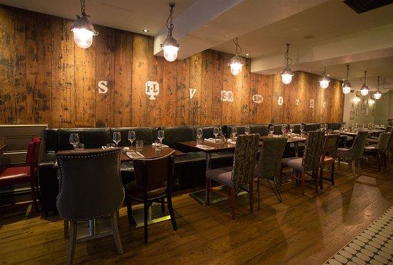 Great Wedding Reception Silversmiths Restaurant Sheffield