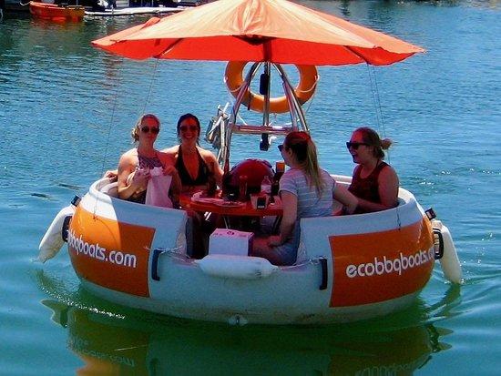 Eco BBQ Boats Perth