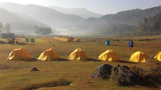 Jiri, Nepal: Camping Trek in Nepal