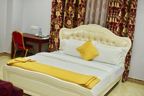 Tanga, Tanzânia: Bedroom