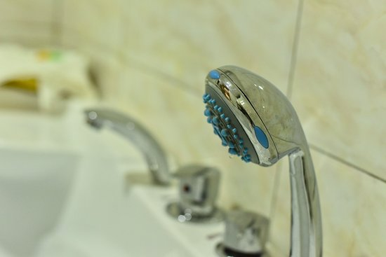Tanga, Tanzânia: Bathroom
