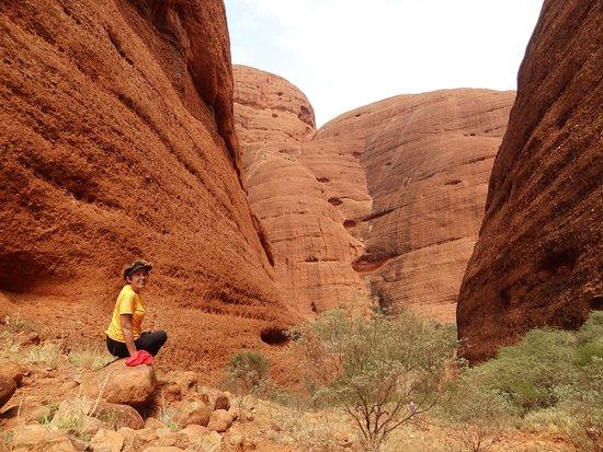 4-Day Ayers Rock to Ayers Rock Camping Tour including Kata Tjuta Uluru and Kings Canyon: Khuta Tjutta