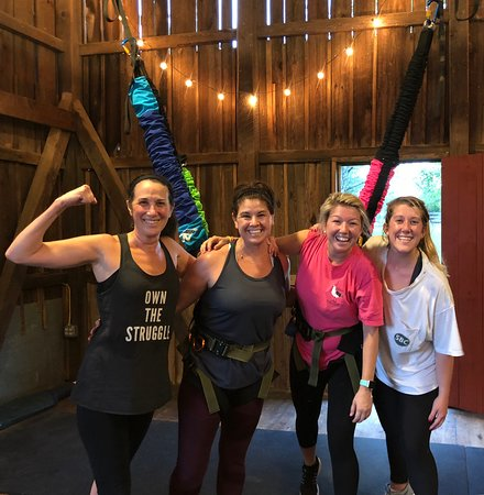 Barn Burner Fitness