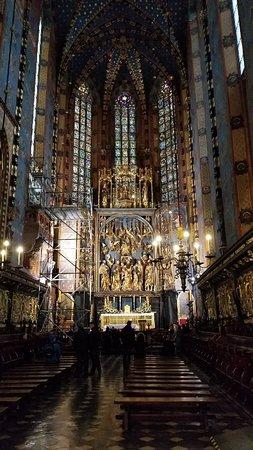 Фотография Церковь Успения Пресвятой Девы Марии (Мариацкий костёл)