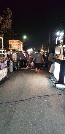 Wuqi Night Market
