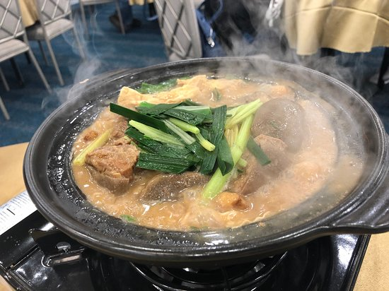 Braised Mutton in Traditional Style