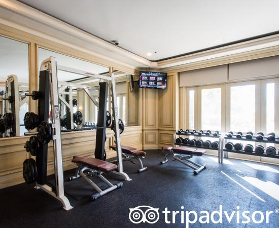 Fitness Center at Fairmont Orchid, Hawaii