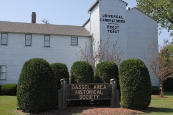 Dassel Area Historical Society & Ergot Museum