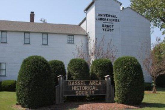 Dassel Area Historical Society & Ergot Museum