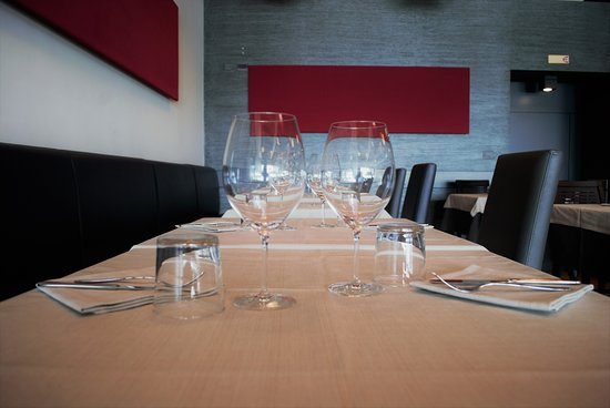 Marcon, Itálie: Dettagli dei tavoli